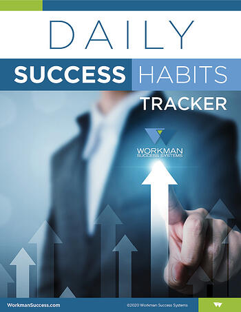 Daily Success Habits Tracker Cover