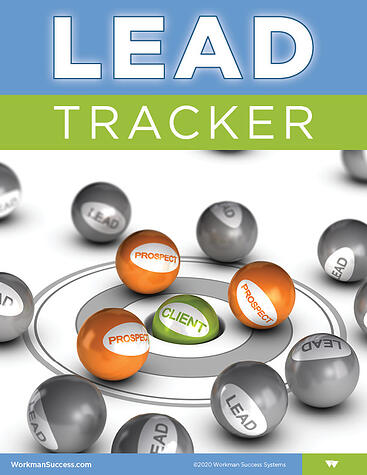 Free Resources - Lead Tracker