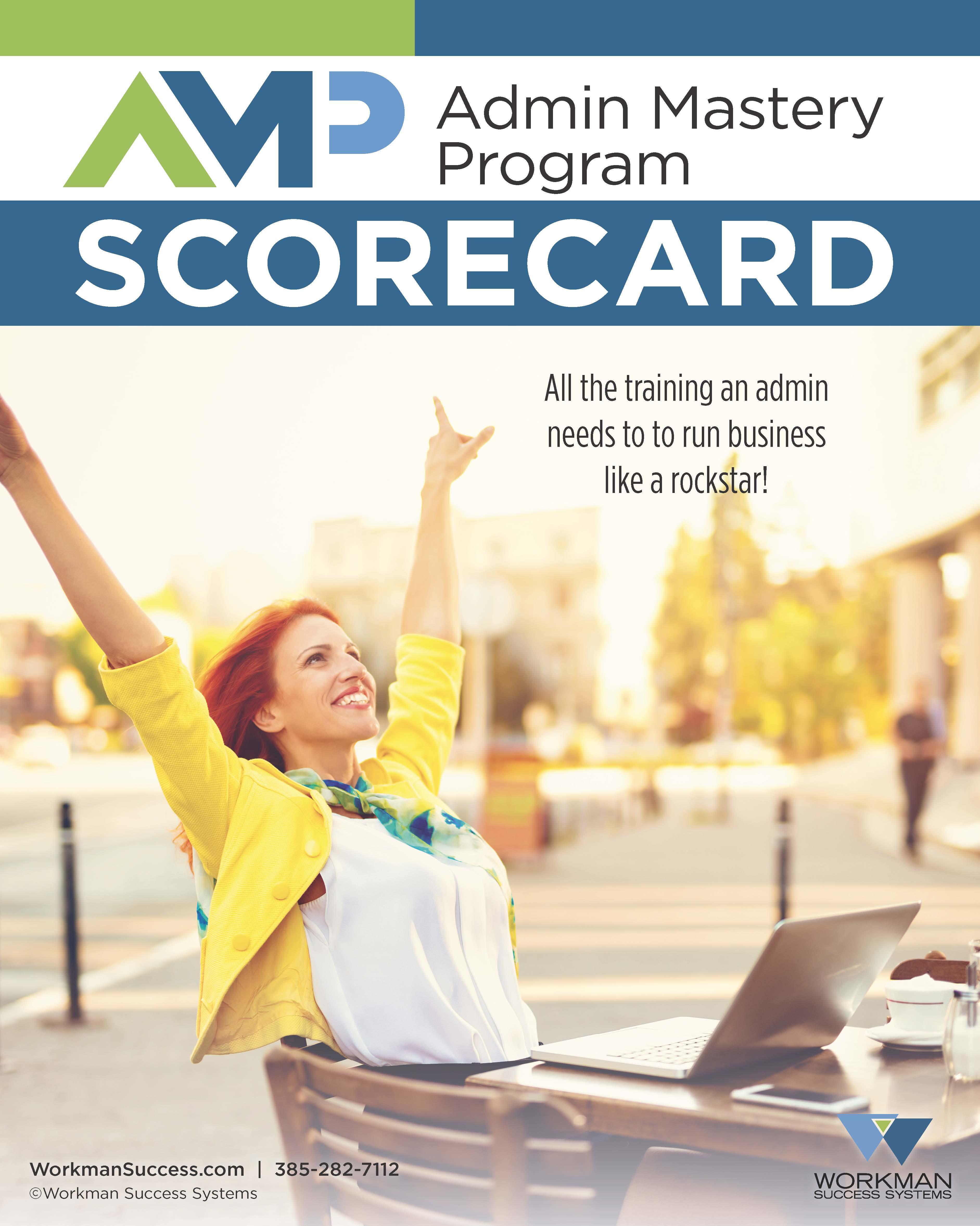 AMP ScoreCard-Cover